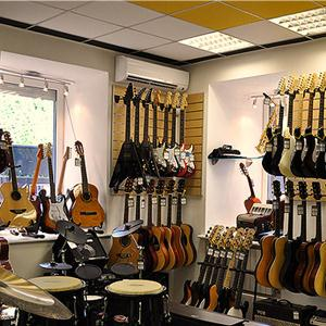 Музыкальные магазины Анадыри