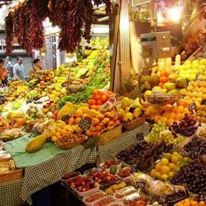 Рынки Анадыри
